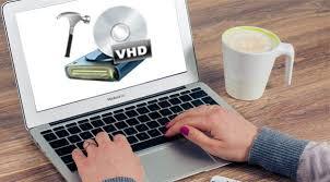 repair VHD file